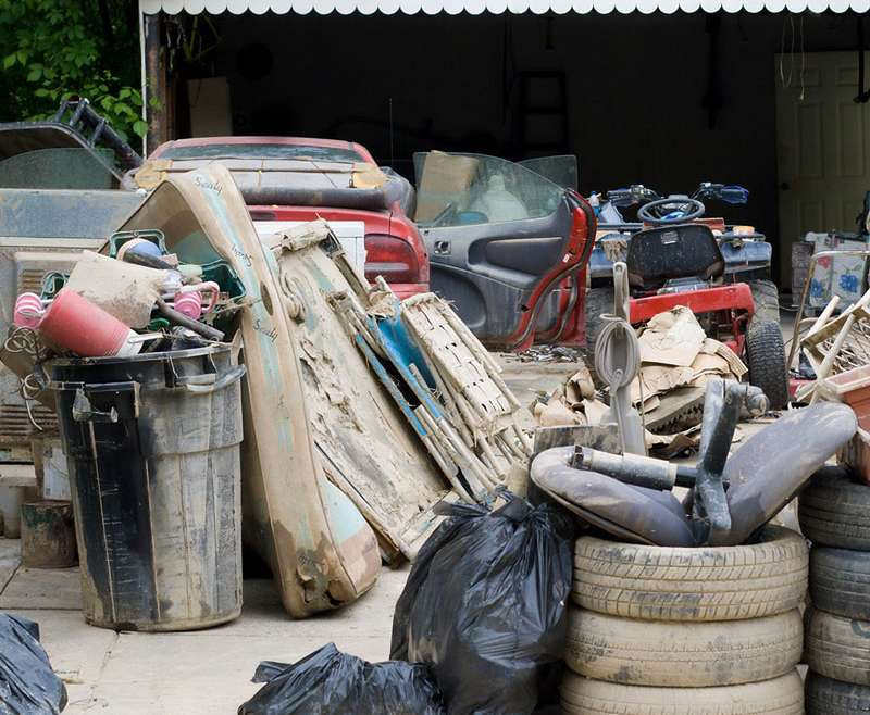 Junk and Waste Removal Services
